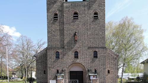 Willkommen in der kath. Pfarrei Zur Heiligen Dreifaltigkeit