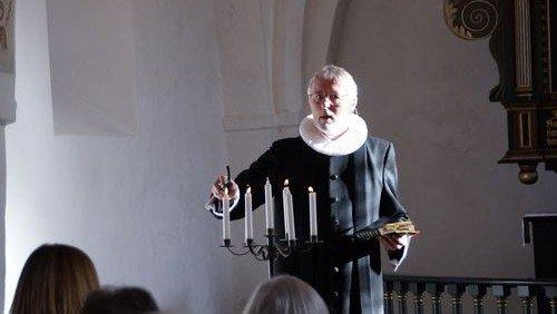 Kyndelmisse gudstjeneste i Skivholme Kirke