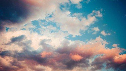 Gebete, die Wolken durchdringen