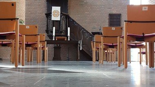 Unsere Gottesdienste bis Pfingsten 2021
