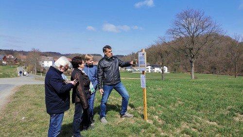 """Früchte des Heiligen Geistes"": Pfingst-Meditationsweg im Kurpark Gladenbach öffnet"