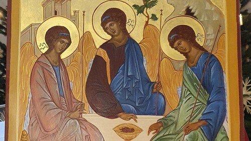 Bienvenidos a la parroquia católica Santísima Trinidad