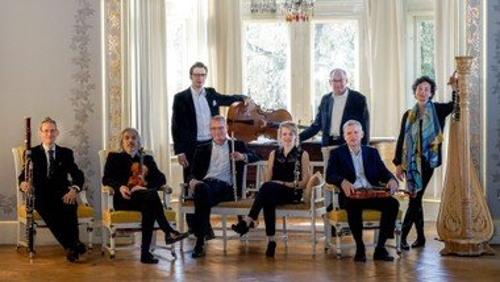 "Søndag d. 30. maj kl. 15.00 spiller Ensemble Storstrøm ""Griegs lyriske stykker"" i Lindeskovkirken."