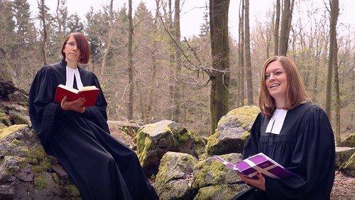 Online-Gottesdienst zu Himmelfahrt an den Wilhelmsteinen