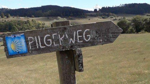 Unterwegs auf Pilgerwegen im Dekanat