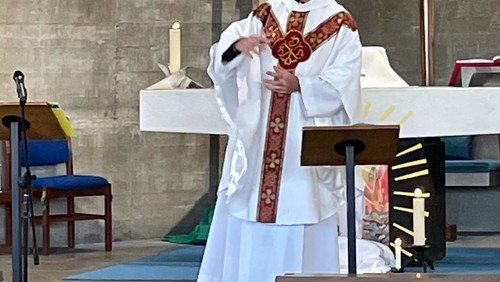 Rev. Trev's Sermon for Sunday 9th May 2021.