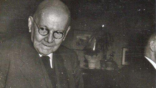 Konsequent christlich - Pfarrer Prof. Dr. Martin Albertz