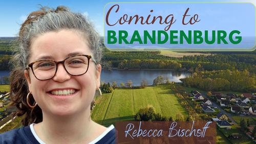 Coming to Brandenburg - eine Schwäbin im Oderbruch