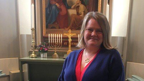 Præstepraktikant med tilløb helt fra Balkan