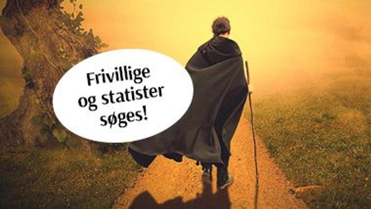Statister søges!