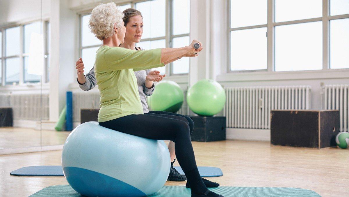 Anmeldung möglich: Sport-Fitness-Gymnastik