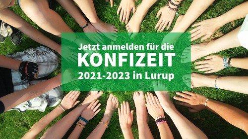 Jetzt anmelden zur Konfizeit 2021-2023