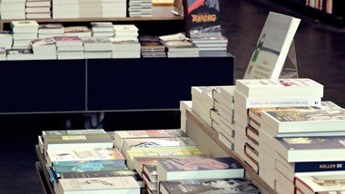 25 år med bøger