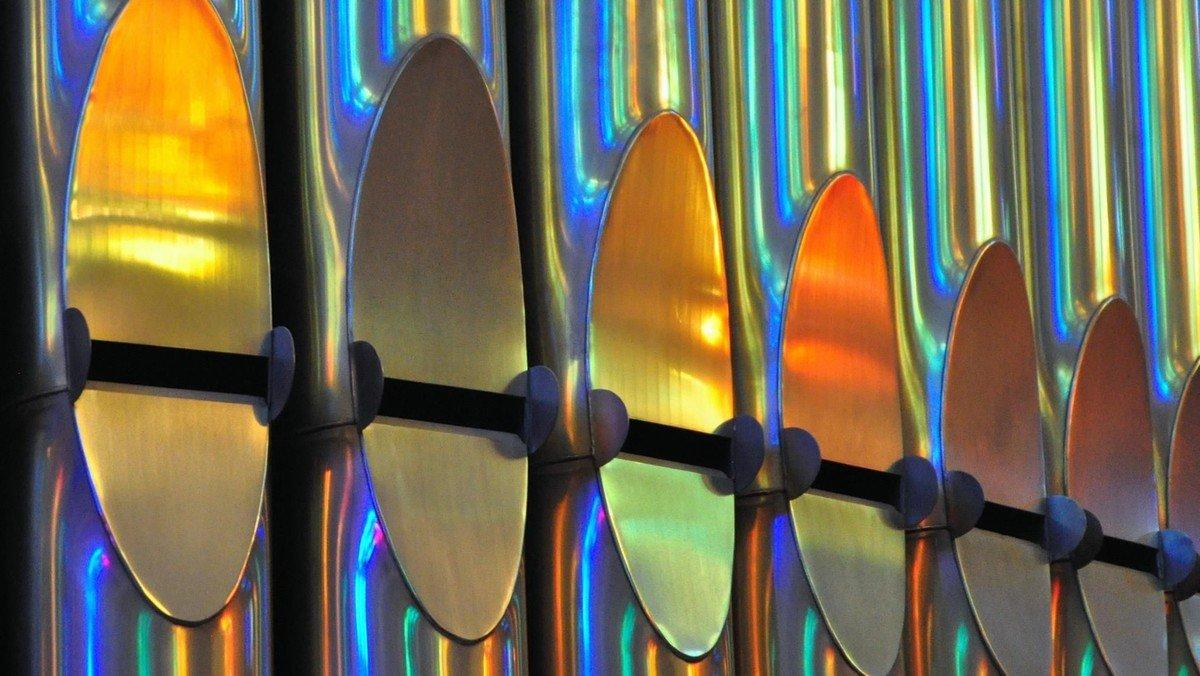 Pfingsten mit Orgel