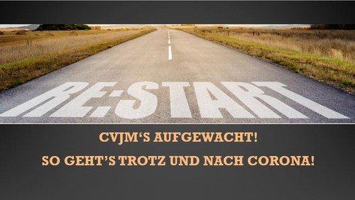 ReStart: Interaktiver Impulsabend zum 100-Jährigen der CVJMs Biedenkopf und Wittgenstein