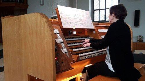 Orgelkonzert Pfingstmesse