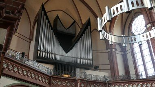 Orgelportraits – eine Kurzfilmreihe