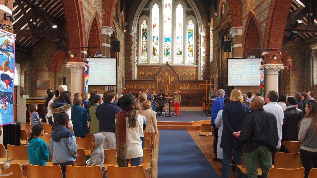 Sunday Talk, May 23 - Acts 2
