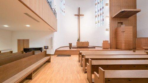 Wir feiern wieder Gottesdienste in der Matthäikirche