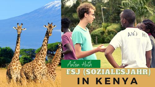 Freiwilliges soziales Jahr in Kenia