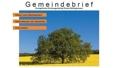Gemeindebrief | Juni-August 2021