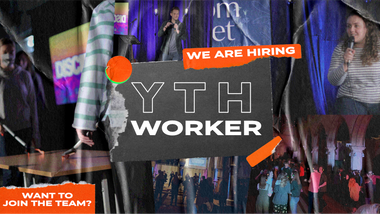 Youth Worker (Maternity Cover) Vacancy