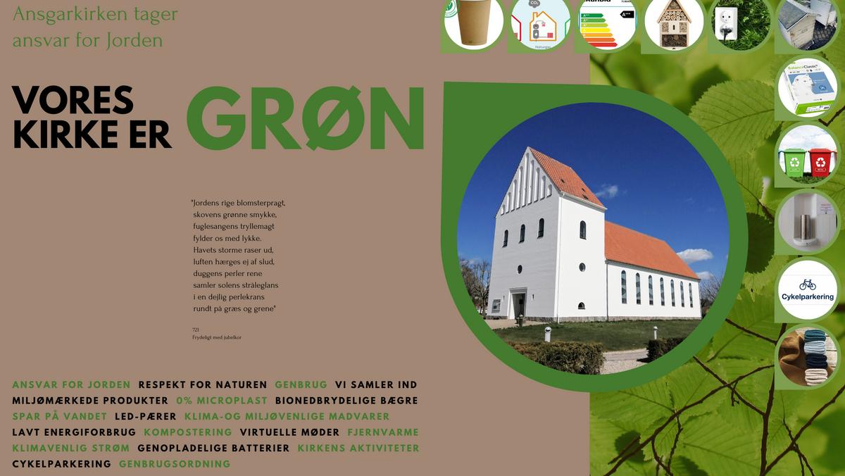 Grøn kirke