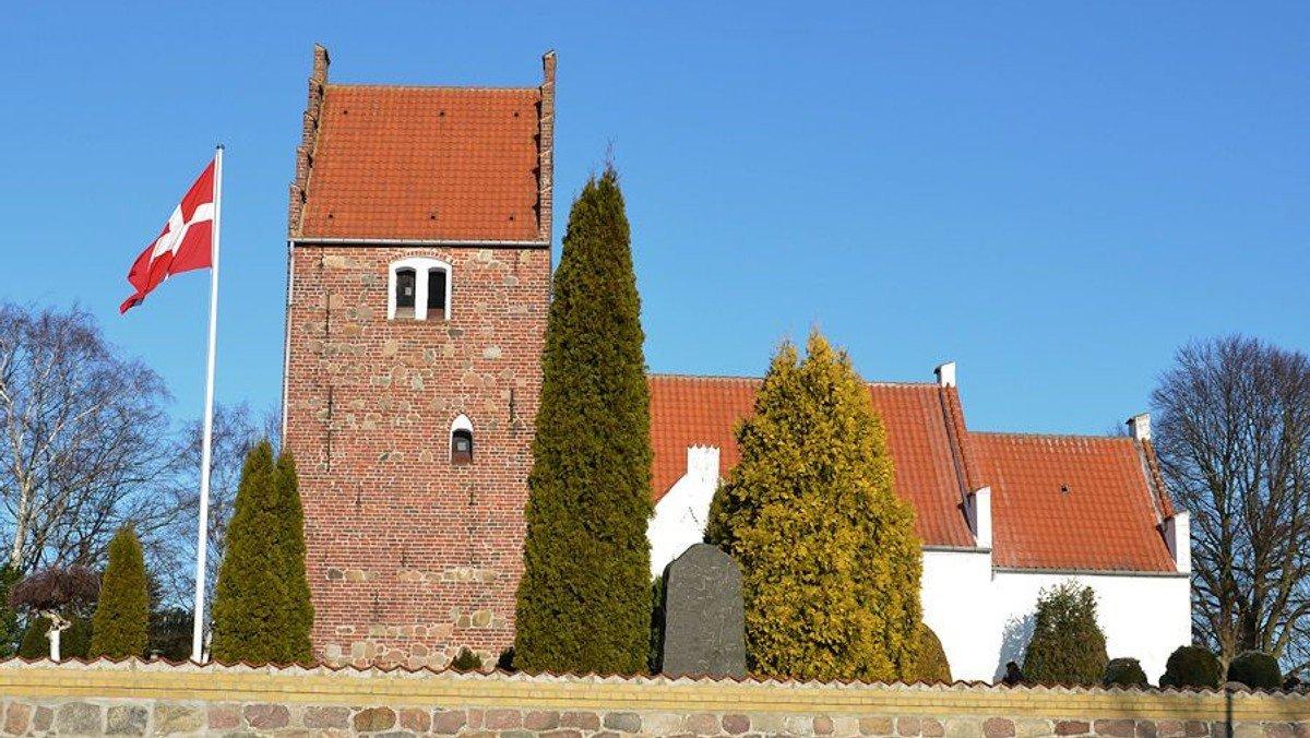 Sensommerudflugt til Jyderup Kirke og Kragerup Gods