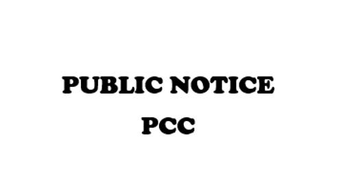 PCC meeting
