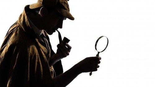 Det, som Sherlock Holmes ikke vidste.