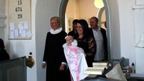 Kø til dåb - er du klar til drop-in med lille traktement til gæsterne?
