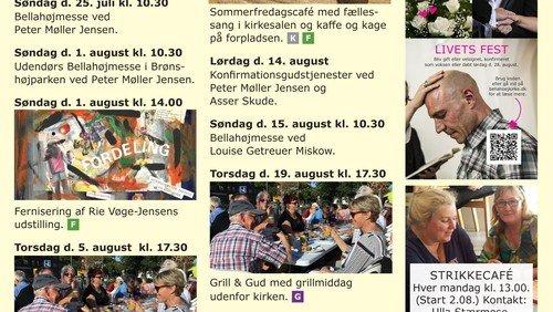 Se sommerens kalender