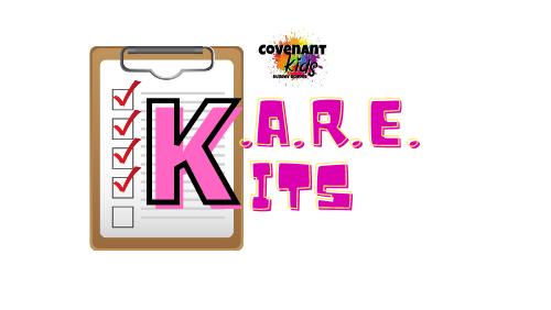 May 30th Virtual KARE kits