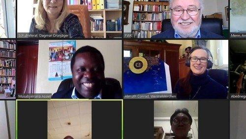 Über die Ozeane hinweg: Einmalige Initiative zum  Sonntag Trinitatis