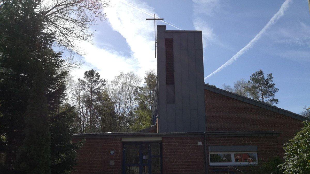 50 Jahre Friedenskirche - Die Festschrift