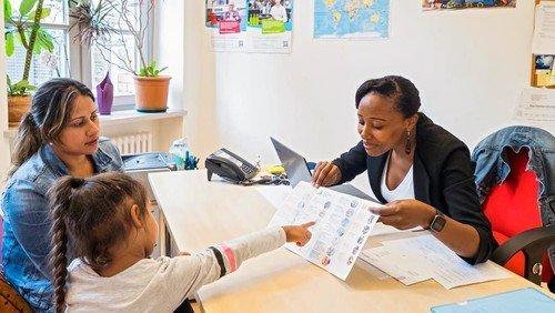 Diakonisches Werk Berlin Stadtmitte feiert 25-Jähriges Bestehen