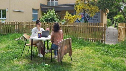 Monatliche Familienlots*in–Sprechzeit in der Familienbildungsstätte