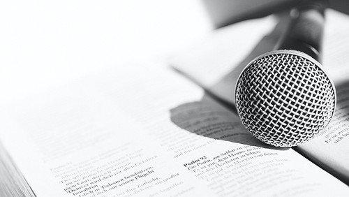 Poetry- und Preacher-Slam
