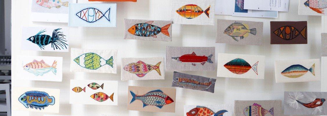 Fisk i Vor Frue Kirke