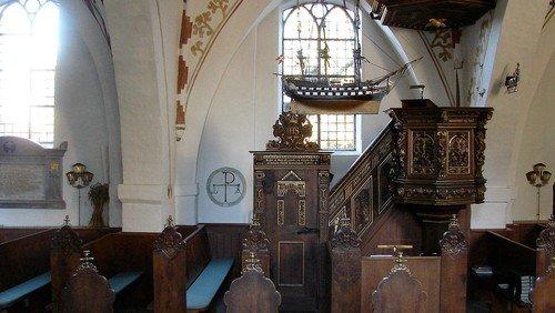 Kirke - og kulturmedarbejder søges