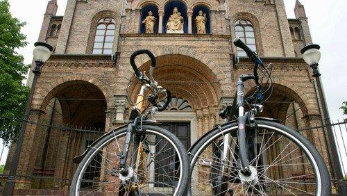Fahrradgottesdienst in St. Peter und Paul am 20.06.2021
