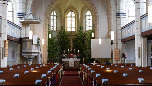 Konfirmation in Eilsleben