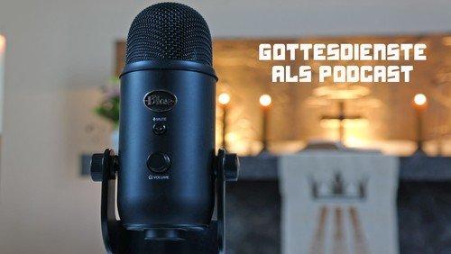 30 Mai - Podcast zum Gottesdienst Trinitatis