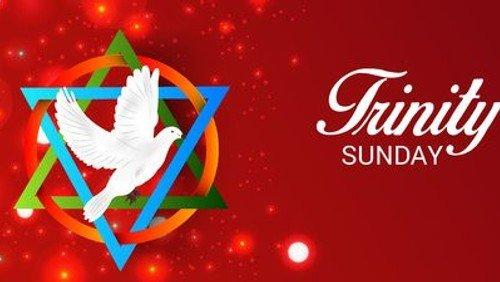 Rev. Claire Harald's Sermon for Trinity Sunday 2021