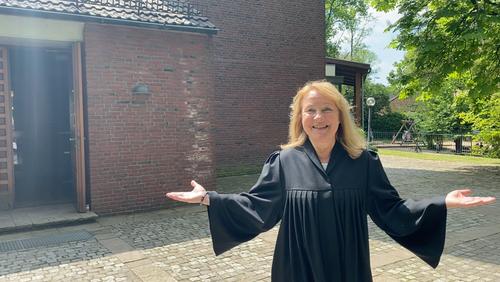 Gottesdienst am 6. Juni 2021 mit Prädikantin Gitte Paschburg und Kantor Jonas Kannenberg