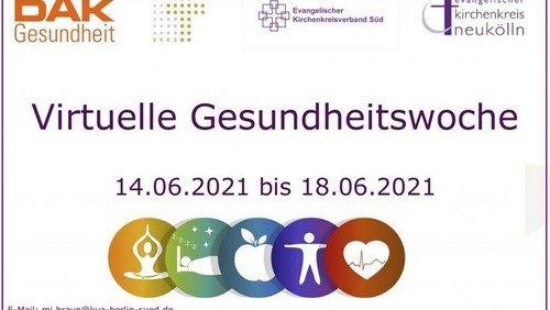 Fit im mobilen Arbeiten: Virtuelle Gesundheitswoche