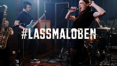 #LASSMALOBEN - Jetzt für das Bandcasting bewerben!