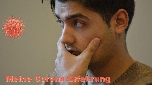 Meine Erfahrungen in der Corona-Zeit - schreiben Sie uns!