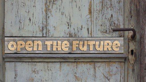 Zukunft denken und gestalten - Open Space Runde