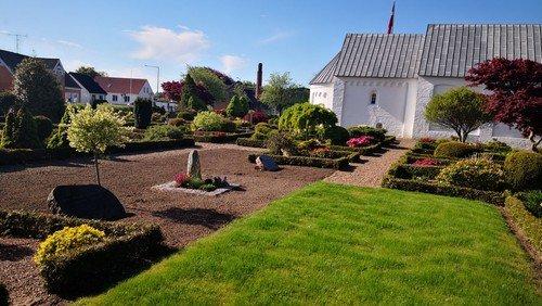 Langsigtet udviklingsplan for Ørum Kirkegård